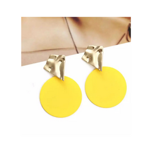 Disc Earrings (NEW)