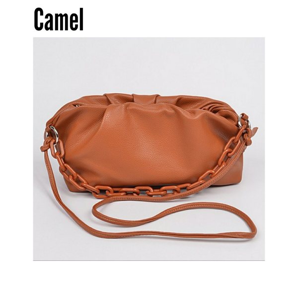 Carrie Clutch with Shoulder Strap