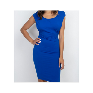 Sierra Side Cutout Dress (4 Options)