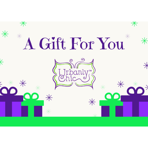 Urbanly Chic Gift Card