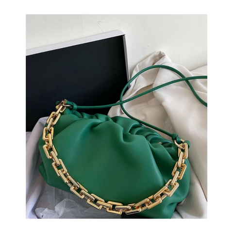 Green Dumpling Bag (NEW)