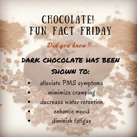 fun fact friday dark chocolate and cacao as medicine