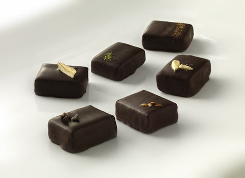 Truffle Assortment 6-piece box, 2.2 oz