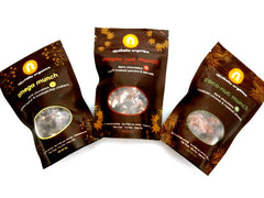 Organic Dark Chocolate Munch 3-Pack, Choose Your Flavors