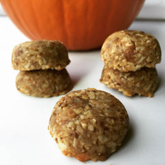 POWER bites, Pumpkin Pecan 3-Pack, each bag 2 oz