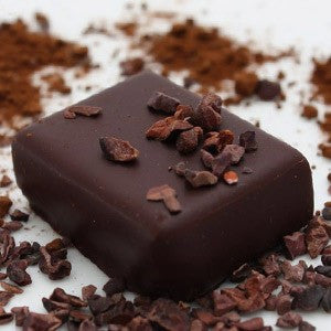 nicobella organic fair trade dark chocolate pure cocoa bliss truffles