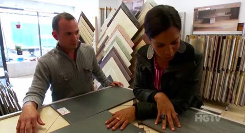 Timeless Tile NYC featured on HGTV