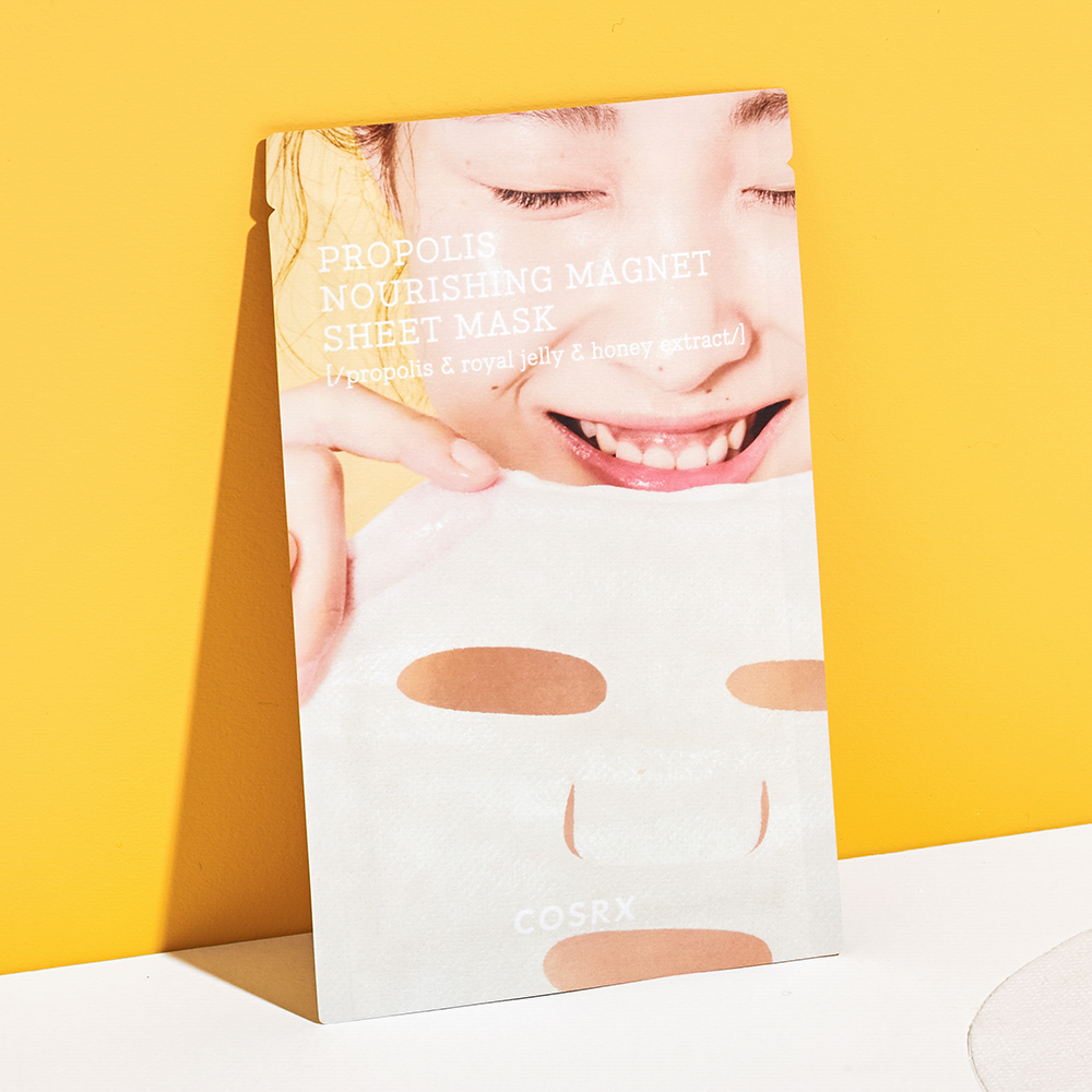 Full Fit Propolis Nourishing Magnet Sheet Mask
