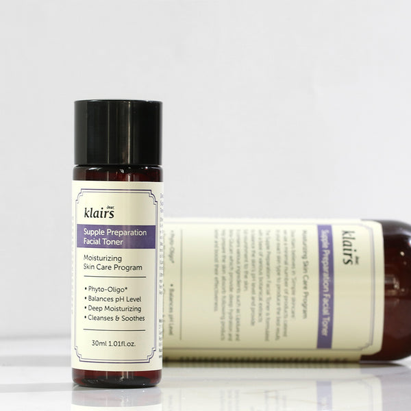 Supple Preparation Facial Toner 30ml - Discover more Korean cosmetics at Cupidrop