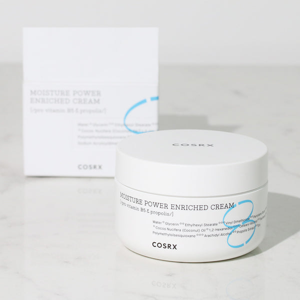 Hydrium Moisture Power Enriched Cream - Discover more Korean cosmetics at Cupidrop