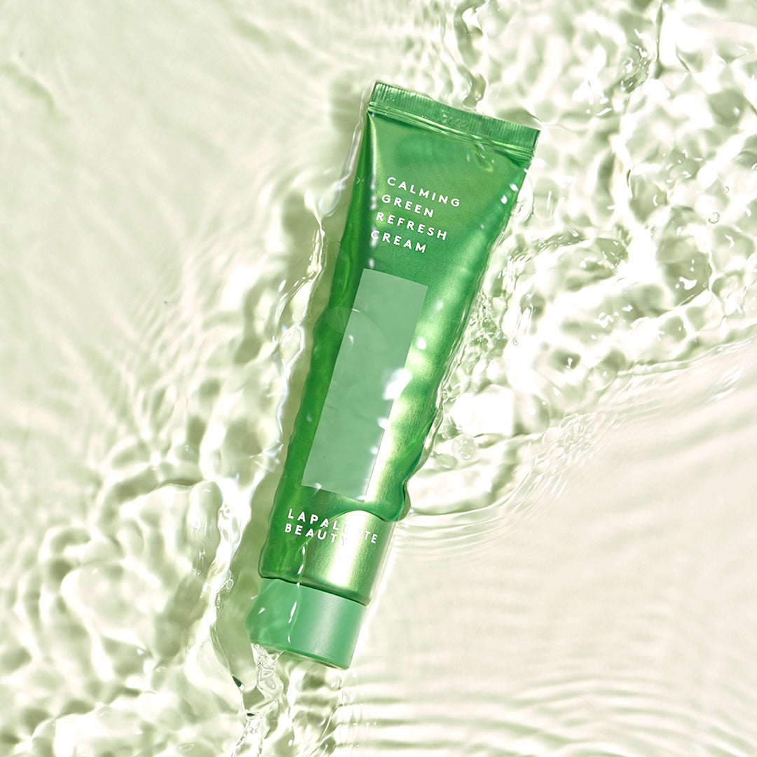 Calming Green Refresh Cream
