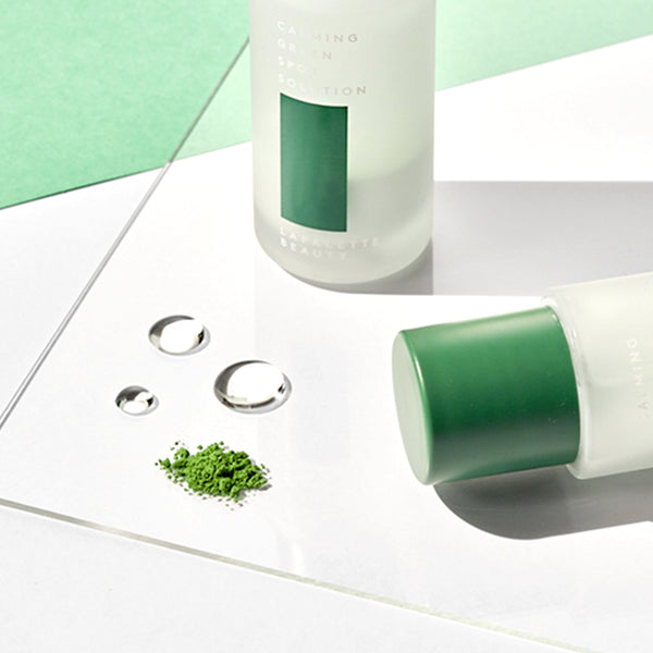 Calming Green Spot Solution