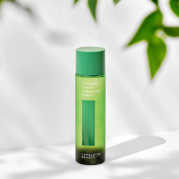 Calming Green Turnover Toner