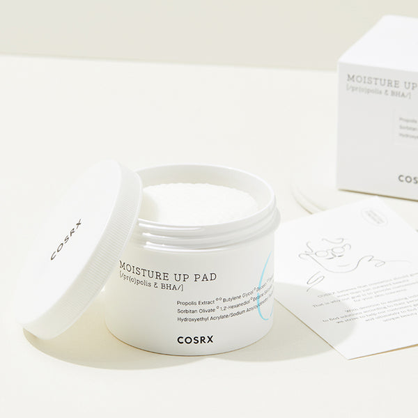 One Step Moisture Up Pad - Discover more Korean cosmetics at Cupidrop