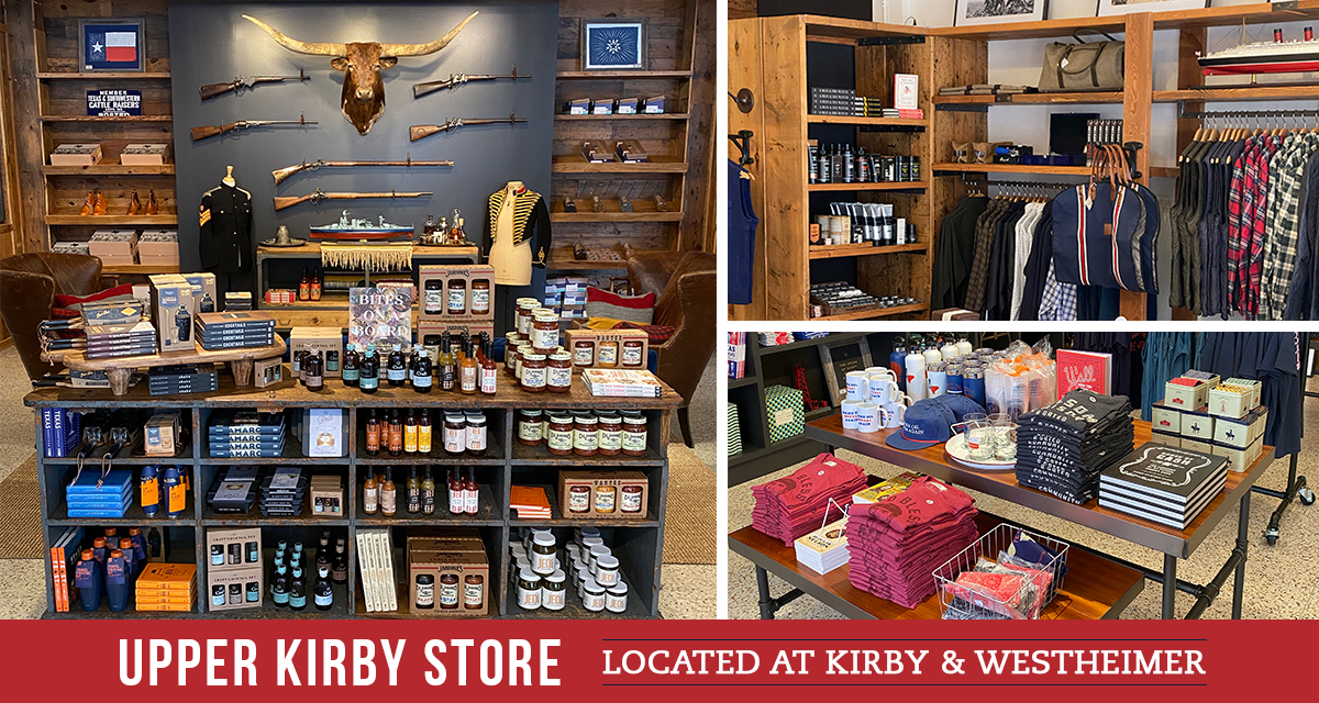 Upper Kirby Store located at Kirby and Westheimer