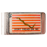 1968 Navy Jack Postage Stamp Money Clip