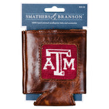 Smathers & Branson Texas A&M Needlepoint Can Cooler