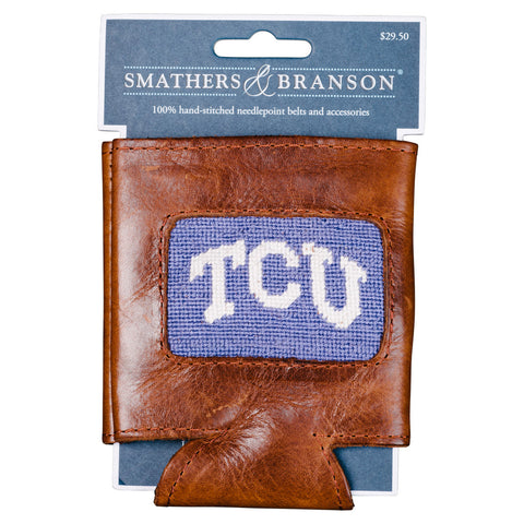 TCU Can Cooler