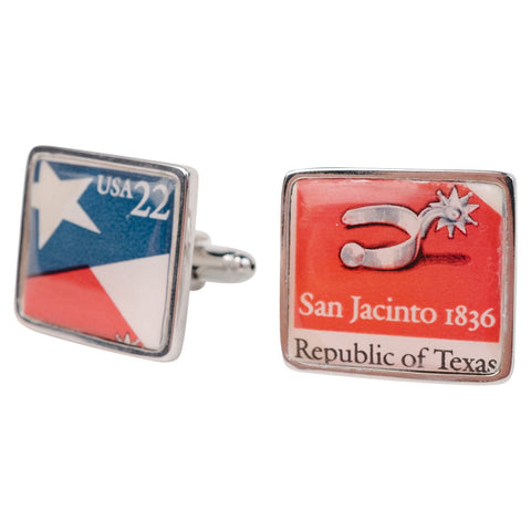 Palladium Houston Texans Cufflinks