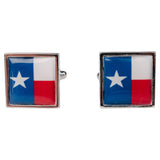 Texas Flag Stud Set & Cufflinks