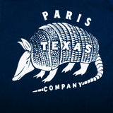 Boys Armadillo Pocket T-Shirt - Navy