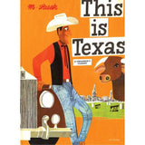 This is Texas by Miroslav Sasek
