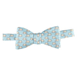 Armadillo Bow Tie - Light Blue