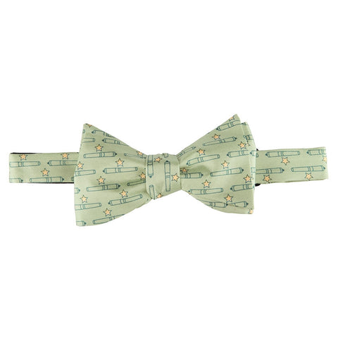 Come and Take It Bow Tie - Green