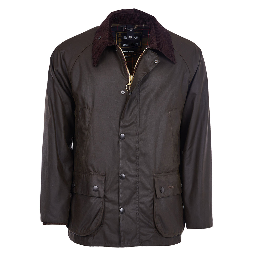 Barbour_Classic_Bedale_Wax_Jacket_Olive