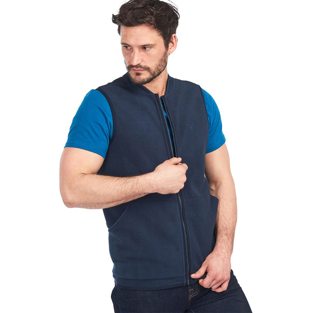 Barbour_Essential_Fleece_Gilet_Navy