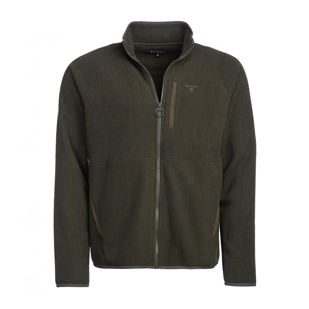 Barbour_Essential_Fleece_Zip_Through_Olive