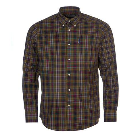 Barbour Tartan 2 Tailored