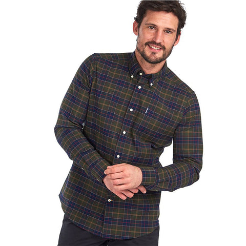 Barbour Tartan 6 Tailored