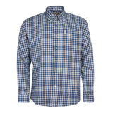 Barbour_Thornley_Thermo_Weave_Shirt_Navy
