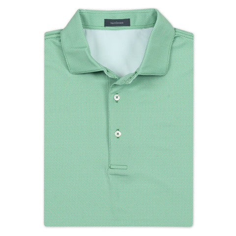 Beckett Check Performance Polo