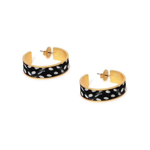 Lane Hoop Earrings