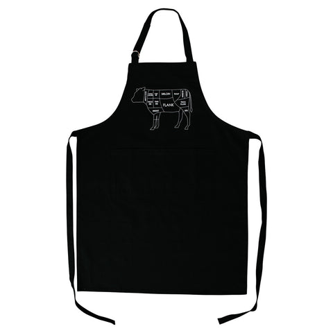 Chef's D-Ring Apron
