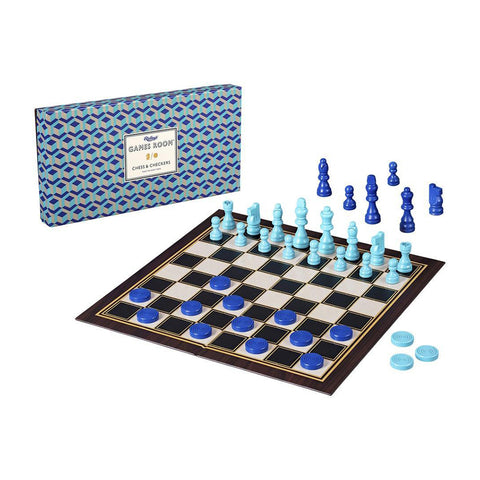Chess & Checkers Game
