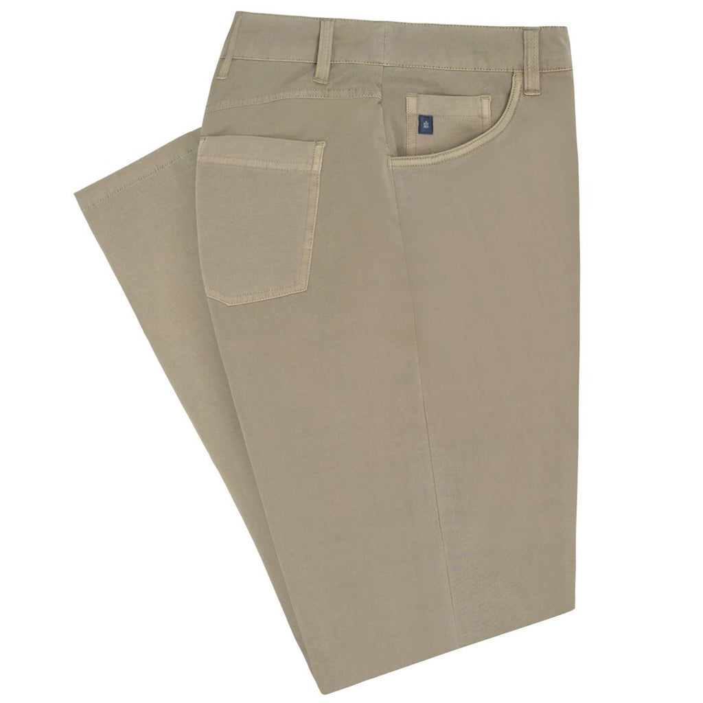 Coastal 5-Pocket Pant Khaki