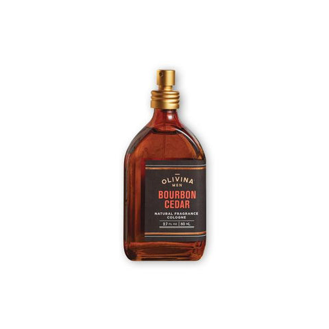 Olivina Men Bourbon Cedar Cologne