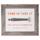 Come and Take It Print Wall Art