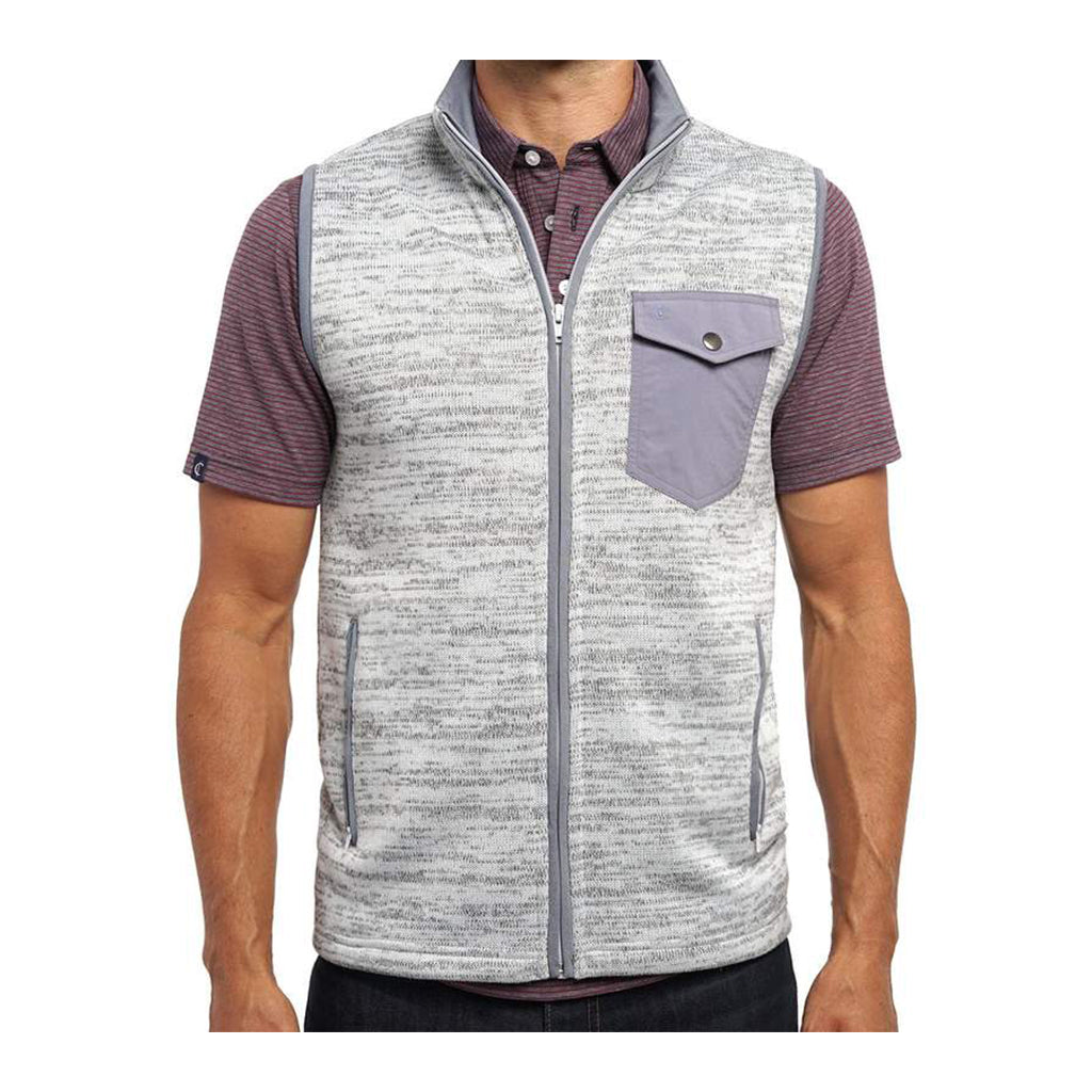Criquet_Sweater_Fleece_Vest_Charcoal_Heather_Gray