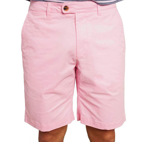 Criquet Twill Shorts - Light Pink