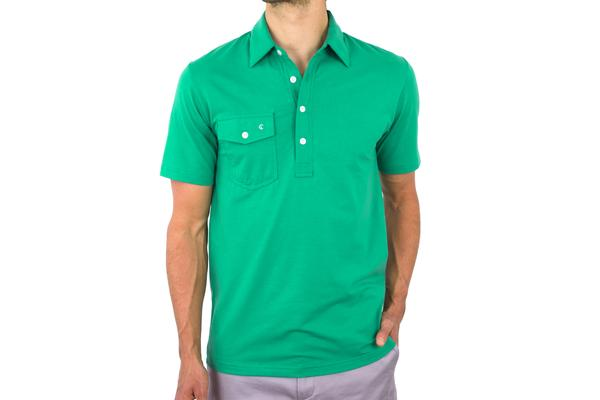 Augusta Green Performance Shirt