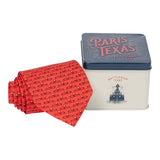 Come & Take It Tie - Texas Red