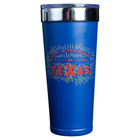 Lone Star Flag Water Bottle