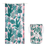 DockandBay_Patterned_Towel_Banana_Leaf_Bliss