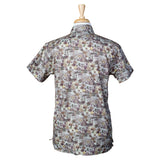 El Presidente Guayabera Shirt, Mexican Shirt for Men - Texas Camo 3