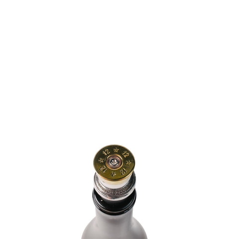 Shotgun Cartridge Bottle Stopper