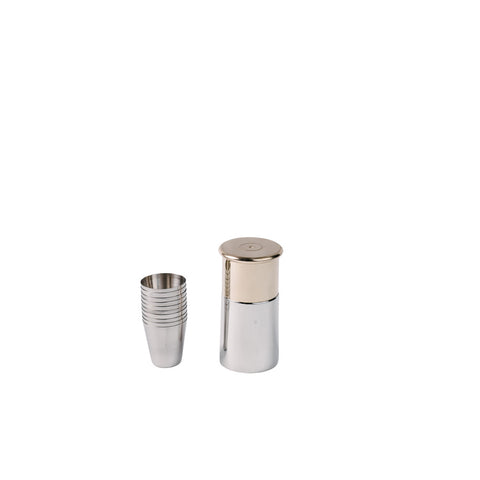 Shotgun Cartridge Travel Cup Set